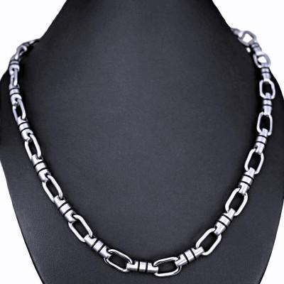 Ocelový náhrdelník Andre Nicol - Válečky / Rollers (943)