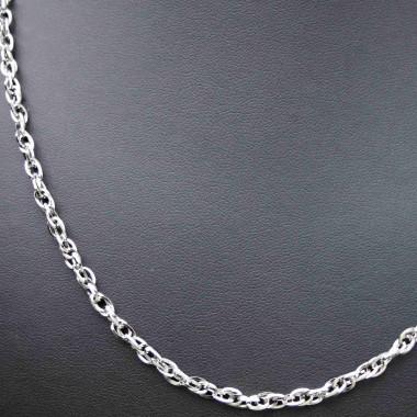 Ocelový řetízek - Twist 3 mm (001)