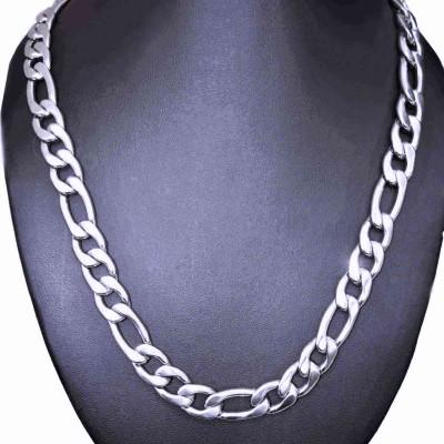 Ocelový náhrdelník - Figaro 1,1 cm (V2018)
