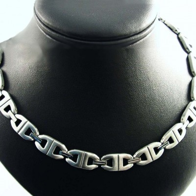 Ocelový náhrdelník EXEED 025B