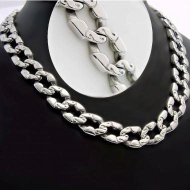 Ocelový náhrdelník EXEED (263)