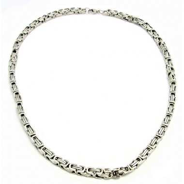 Ocelový řetízek King´s Chain 5 mm