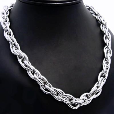 Ocelový náhrdelník EXEED - Řetěz / Chain (373)