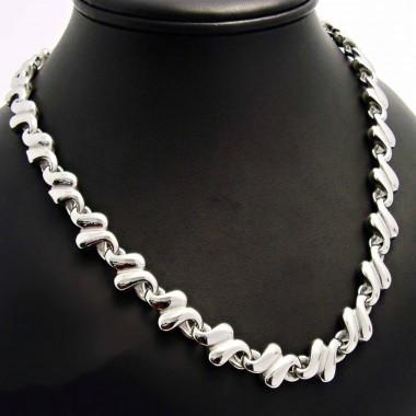 Ocelový náhrdelník  EXEED (374)