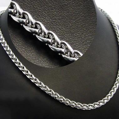 Ocelový náhrdelník  EXEED (1474)