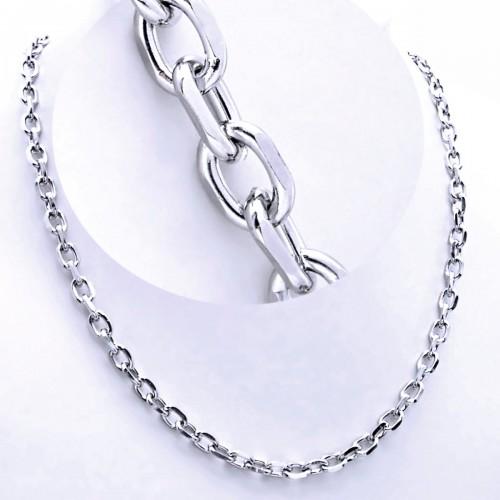 98a8d7cb0 Ocelový náhrdelník EXEED - Anker / Shiny 0,6 cm (9380A)