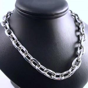 Ocelový náhrdelník EXEED - Anker / Shiny (1080)