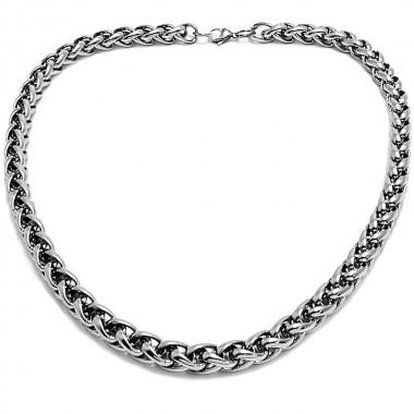 Ocelový řetízek  - Celtic 1 cm / shiny (7929)