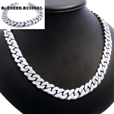 Ocelový náhrdelník EXEED - Massive (249)