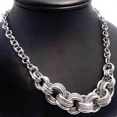 Ocelový náhrdelník EXEED 371.