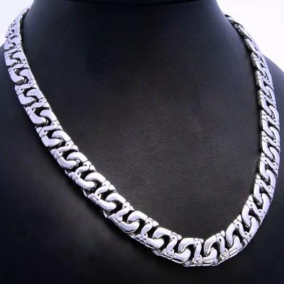 Ocelový náhrdelník EXEED - Massive (262)