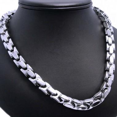 Ocelový náhrdelník EXEED - Massive / Shiny (1581)