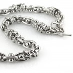 Ocelový náhrdelník - Řetěz / Chain 5456