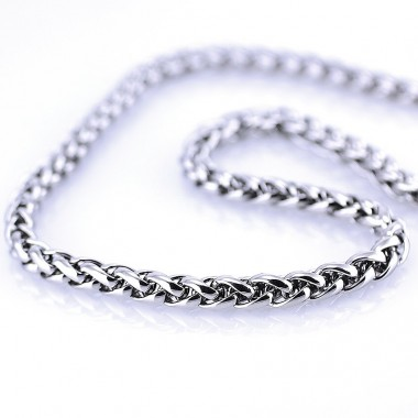 Ocelový náhrdelník - Řetěz / Massive chain (5741/5663)
