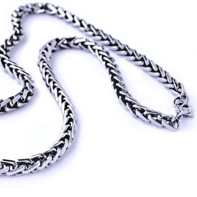 Ocelový náhrdelník - Modern Celtic (5593)