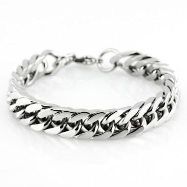 Ocelový náramek - Chain (5462)