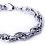 Ocelový Náhrdelník + náramek EXEED - Řetěz /Chain (1373D)