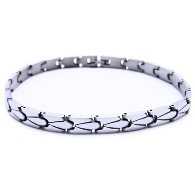 Ocelový náramek - Exeed / Leštěný / Shiny 0,6 cm (8657)