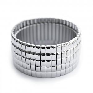 Ocelový náramek - Shiny (Flx.6441)