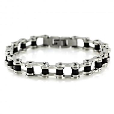 Ocelový náramek - Rozvodový řetěz / Chain R / WBK (6872)