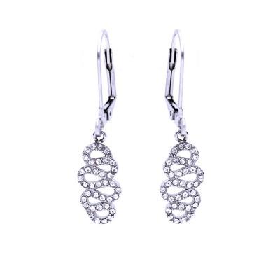 Ocelové Náušnice - Prim / Preciosa Crystals (8005)