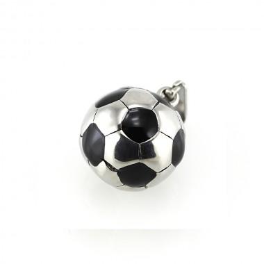 Ocelový přívěsek - Football Ball / Kopačák I.