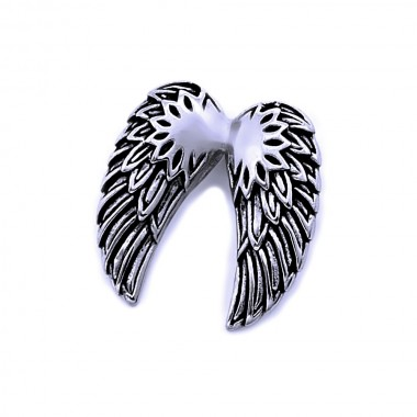 Ocelový přívěsek - Exeed / Andělská Křídla / Angel Wings (6714)