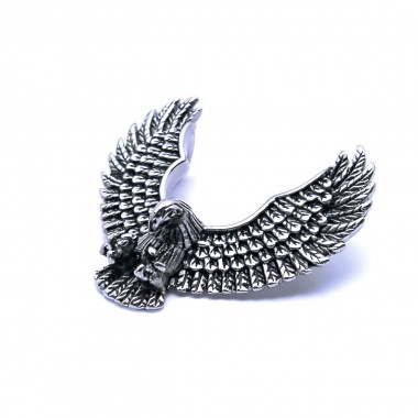 Ocelový přívěsek - Orel / Eagle (40356)
