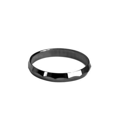 Ocelový Prsten - Wolfram / Tungsten (021)