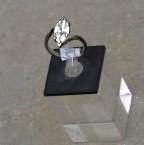 Ocelový prsten Eye-Stone