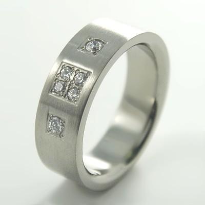 Ocelový prsten - EXEED  (2172)
