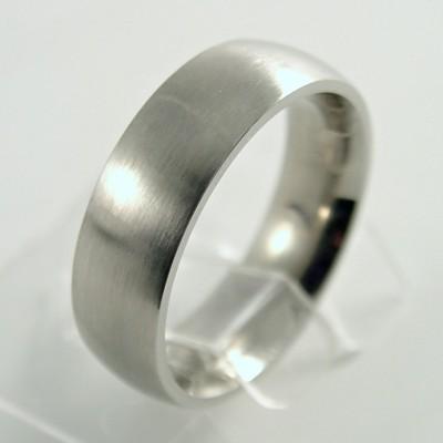 Ocelový prsten EXEED Matt 753