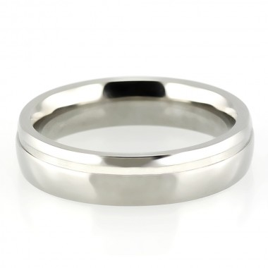 Ocelový prsten - Shiny (5345)